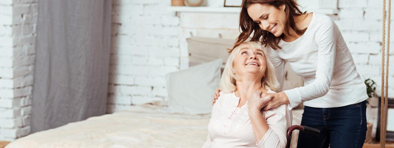 Zuhause Leben Leicht Gemacht Wohnen Im Pflegefall Knappschaft