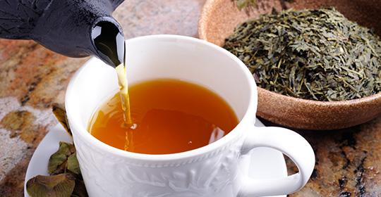 Grüner Tee gegen Demenz, Schlafstörungen und Depressionen